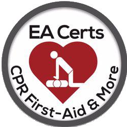 EA Certs logo