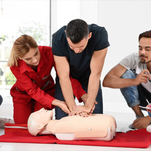 Heartsaver First Aid and CPR AED
